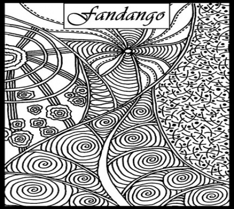 Helen Breil текстурный лист Fandango
