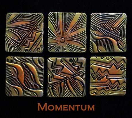 Helen Breil текстурный лист Momentum