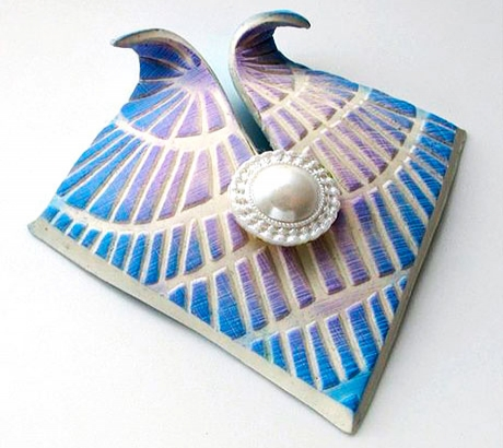 Helen Breil текстурный лист Twilighy Zone