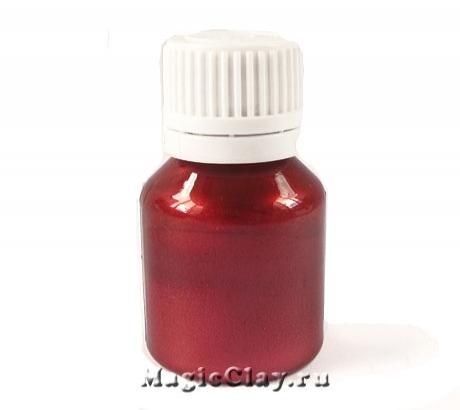 Краситель перламутровый, цвет Красное Вино Металлик