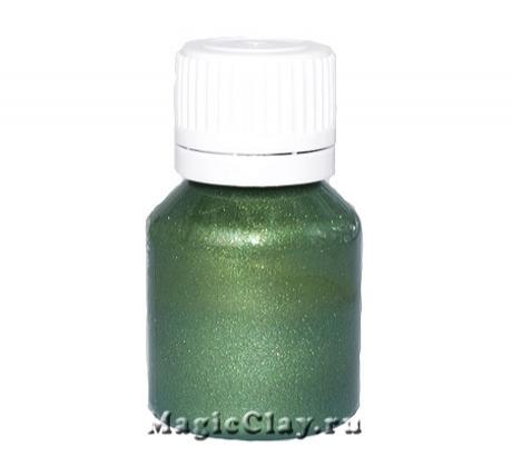 Краситель перламутровый, цвет Зелёный Бархат