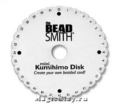 Диск для плетения Кумихимо, Малый Круглый