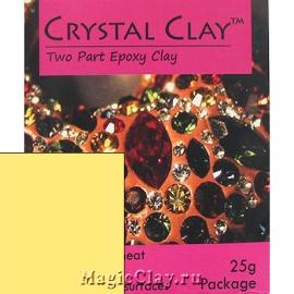 Эпоксидная глина Crystal Clay, Золото Светлое