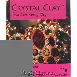 Эпоксидная глина Crystal Clay, Серебро