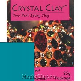 Эпоксидная глина Crystal Clay, Бирюзовый