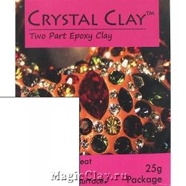 Эпоксидная глина Crystal Clay, Белый
