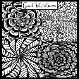 Helen Breil текстурный лист Good Vibrations