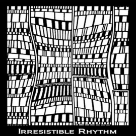 Silk Screen трафарет Irresistible Rhythm