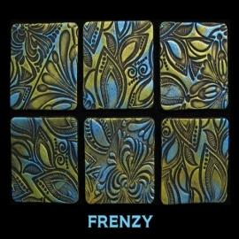 Pixie Art Stamps текстурный лист Frenzy