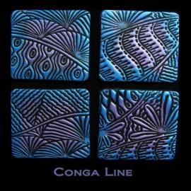 Helen Breil текстурный лист Conga Line