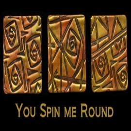 Helen Breil текстурный лист You Spin me Round