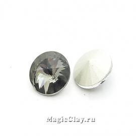 Риволи 12мм, цвет Серый