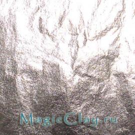Поталь (фольга) металлическая Серебро