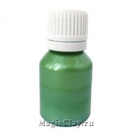 Краситель перламутровый, цвет Зеленое Яблоко