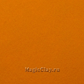 Фетр для рукоделия Rayher 20*30 см, цвет Золотистый