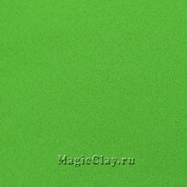 Фетр для рукоделия Rayher 20*30 см, цвет Зелёный Свежий