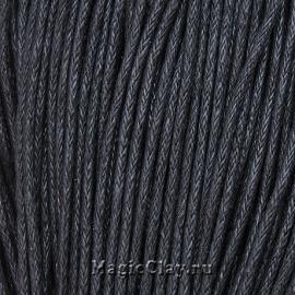 Шнур вощеный 1.5мм Черный, 1 связка