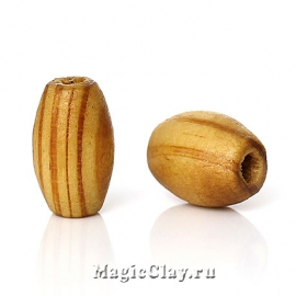 Бусины деревянные Кадуна, 1уп (~50шт)
