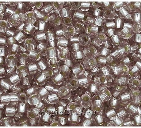 Бисер чешский 10/0 Кристалл, 78113 Brown, 50гр