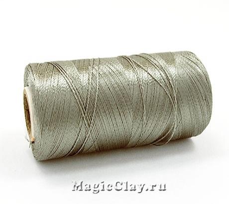 Нить Doli вискоза, цвет Серый Таинственный 00518