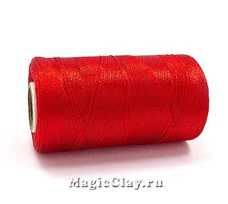 Нить Doli вискоза, цвет Красный 03684