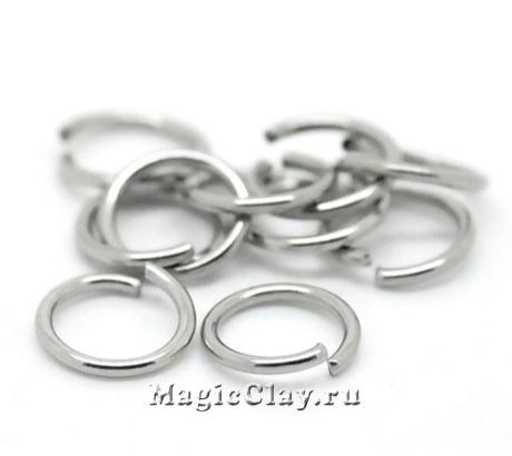 Колечки разъемные 7х1мм, сталь, 16гр (~140шт)