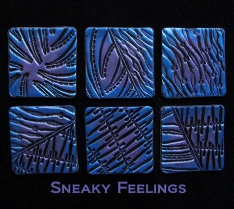 Helen Breil текстурный лист Sneaky Feelings