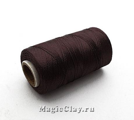 Нить Doli вискоза, цвет Сиреневый Темный 03748