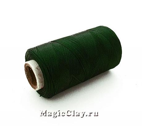 Нить Doli вискоза, цвет Зеленый Болотный 03743