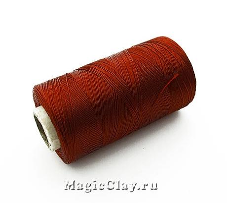 Нить Doli вискоза, цвет Ржавый 03674