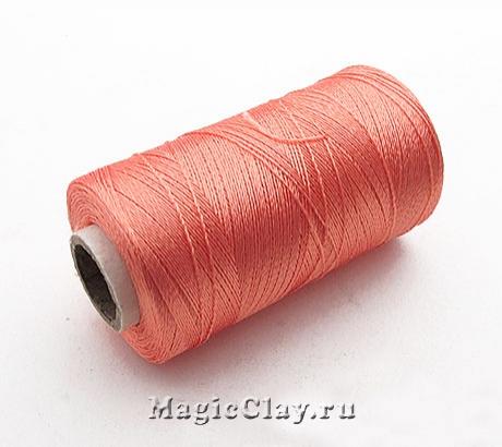 Нить Doli вискоза, цвет Персиковый 03678