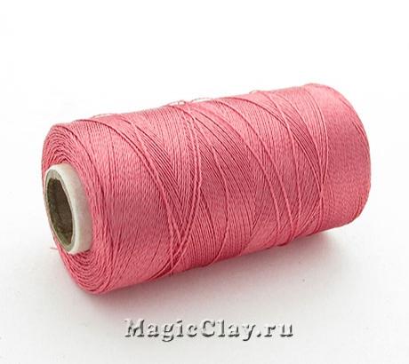 Нить Doli вискоза, цвет Розовый Брусничный 03870