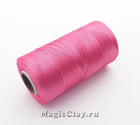 Нить Doli вискоза, цвет Розовый Яркий 03636