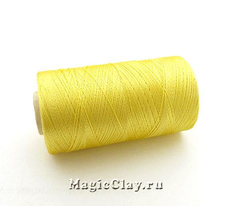 Нить Doli вискоза, цвет Желтый Светлый 00138