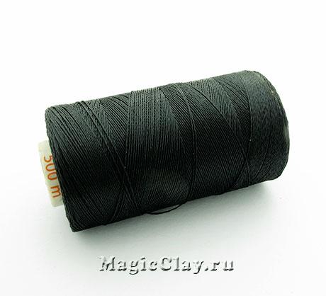 Нить Doli вискоза, цвет Серый Угольный 03705