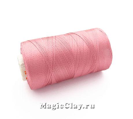 Нить Doli вискоза, цвет Розовый Брусничный Светлый 03740