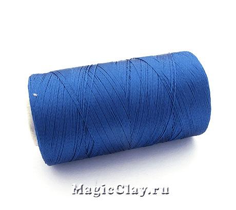 Нить Doli вискоза, цвет Синий Чистый 03752