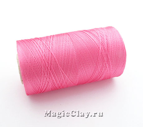 Нить Doli вискоза, цвет Розовый Темный 03796