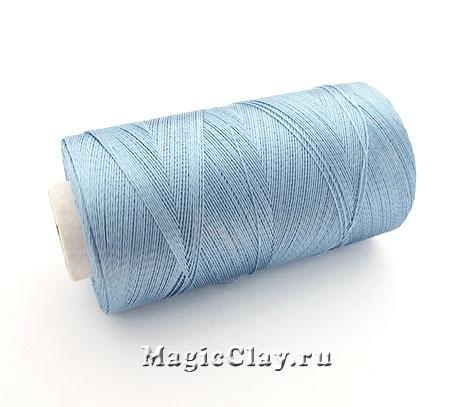 Нить Doli вискоза, цвет Голубой Светлый 03814