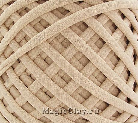Трикотажная пряжа Biskvit, цвет Латте, 10 метров