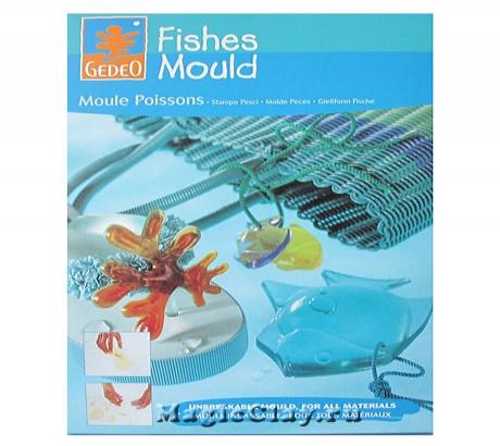 Формы для моделирования гибкие, Рыбки