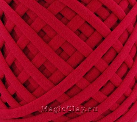 Трикотажная пряжа Biskvit, цвет Малина, 10 метров