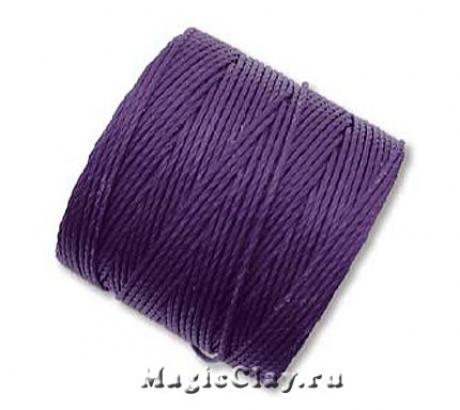 Нейлоновая нить Super-LON, Фиолетовый