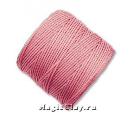 Нейлоновая нить Super-LON, Розовый