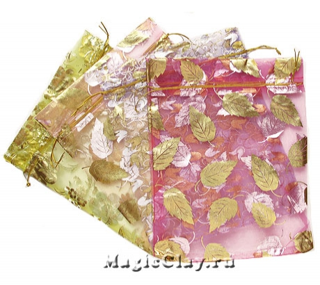 Сумочка подарочная из органзы, 20х25 см