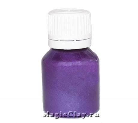Краситель перламутровый ПЭО, Фиолетовый