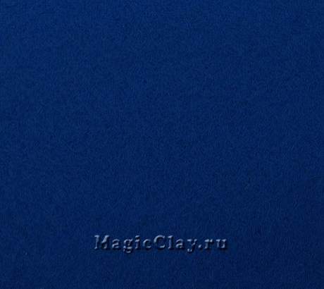 Фетр для рукоделия Rayher 20*30 см, цвет Синий Тёмный
