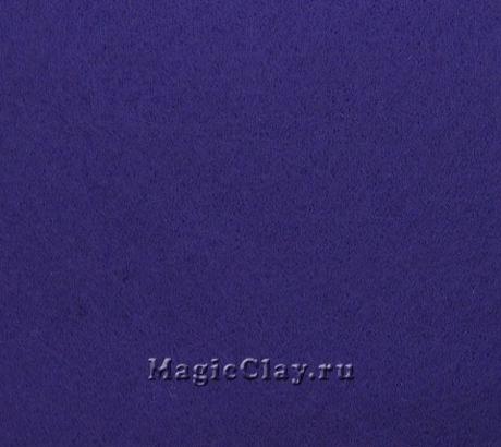 Фетр для рукоделия Rayher 20*30 см, цвет Пурпурный