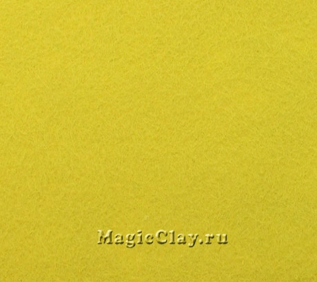 Фетр для рукоделия Rayher 20*30 см, цвет Зелёный Анисовый