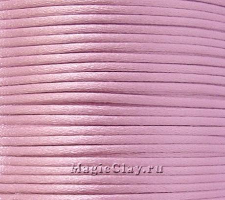 Шнур нейлоновый 2мм Сиреневый, 5 метров